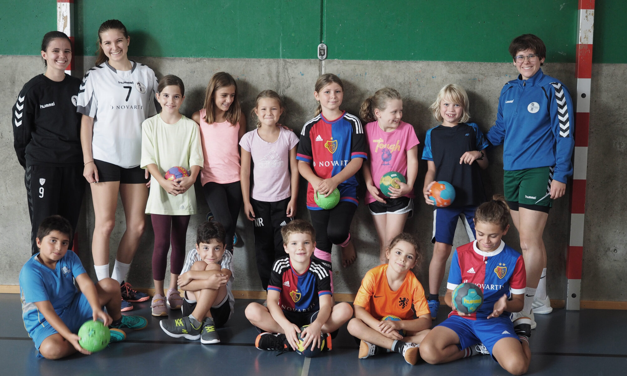 Handball U9 U11 2020